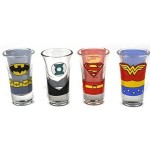 Justice League Of America-Justice League Set of 4 - 1